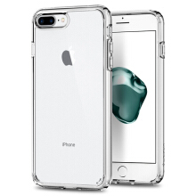 SPIGEN Ultra Hybrid 2 Case for iPhone 7 Plus - Crystal Clear