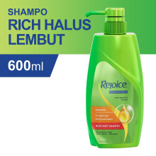 REJOICE Shampoo Rich Soft Smooth 600ml