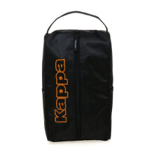 Kappa Zipper Shoes Bag - Black
