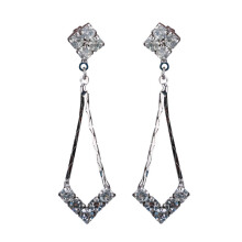 1901 JEWELRY Anting Silver 4128
