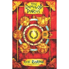 THE DEMIGOD DIARIES - Rick Riordan - ND-069