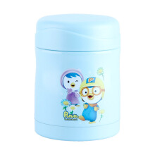 PORORO Warm Meal Day Out - Blue