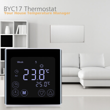 Floureon BYC17.GH3 LCD Display Thermostat