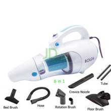 Bolde Super Hoover Cyclone - Blue