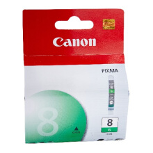 CANON CLI-8 Ink Cartridge - Green