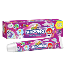 KODOMO Toothpaste Tube 45gr - Grape