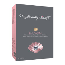MY BEAUTY DIARY Black Pearl Mask 5pcs