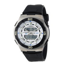 CASIO Water Resistant 100M Resin Band - [AQ-164W-7AVDF]