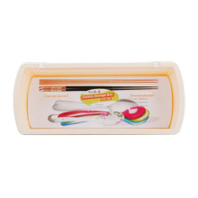 ROVEGA Cutlery Box Storage Cream