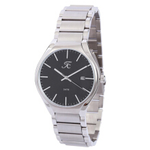 Teiwe Collection TC-CG3002 Jam Tangan Pria Stainlless Steel - Putih