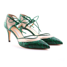 BIONDA CASTANA Dree Pumps - Green