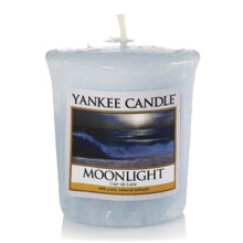 YANKEE CANDLE Votive - Moonlight - 49gr