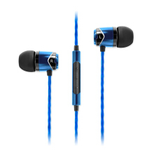 SOUNDMAGIC E10C Noise Isolating In-Ear Headphones with Microphone and Remote For All Smartphones
