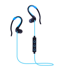 2017 KYM Free Shipping Sport Bluetooth 4.1 Audio Earpods CVC6.0 Ear buds Light Weight Earpieces for ios phone wireless earphones