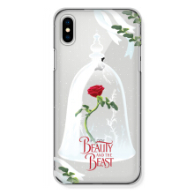 CASETOMIZE Classic Hard Case for Apple iPhone X - Magical Rose