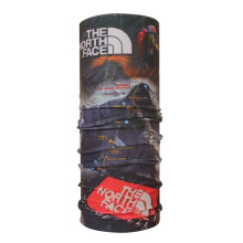 CK Bandana 1409001 Buff Masker Multifungsi Motif North Face Mountain