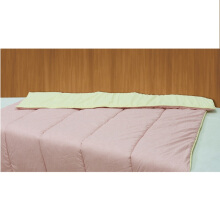 ELEGANCE Blanket Set Yellow & Pink  / 240 x 210