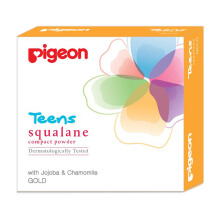 PIGEON TEENS Compact Powder Squalene Gold 20g