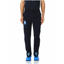 LAMBORGHINI Shiled Pants Da-Navy