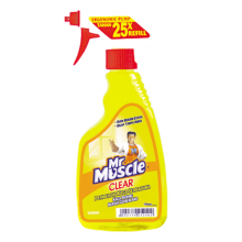 MR. MUSCLE Kitchen Lemon Pump 500ml