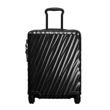 TUMI 19 Degree Polycarbonate Continental Carry-On Black [228661D]
