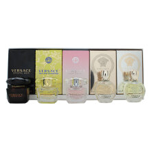 Versace Miniatures Collection Woman (Gift Set 3) 5 ML