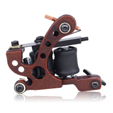 Professional Top Quality Iron Tattoo Machine Liner Shader Gun Classic Frame