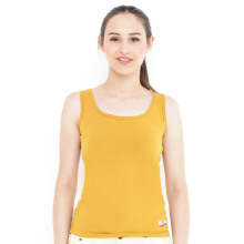 Mobile Power J6827 Simple Tanktop - Yellow Gold