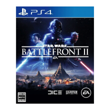 SONY PS4 Game - Star Wars Battlefront II