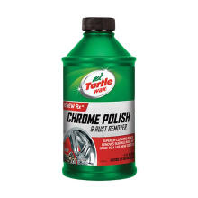 TURTLEWAX Renew Rx Chrome Polish And Rust Remover Cairan Pembersih [355 mL]