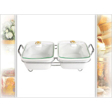 VICENZA Double Food Warmer W755
