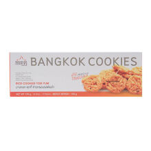 BANGKOK COOKIES Rice Cookies Tom Yum 100g