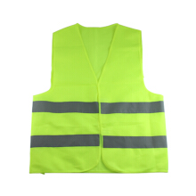 PAO MOTORING Safety Security Visibility Reflective Vest Construction Traffic Green