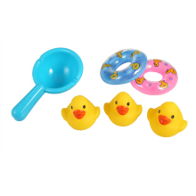 Lovely Cartoon Duck Bath Toys Suit for Baby