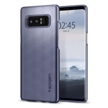 SPIGEN Galaxy Note 8 Case Thin Fit Orchid Gray