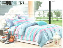 GRAPHIX Bed Cover Set King - Lucia / 180 x 200cm
