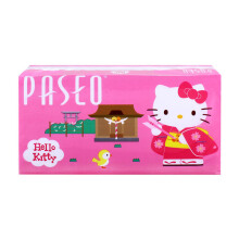 PASEO Character Facial Soft Pack 200's