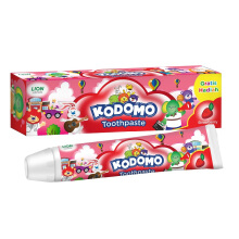 KODOMO Toothpaste Tube 45gr - Strawberry