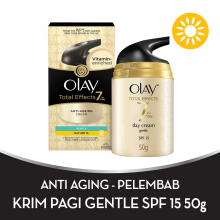 OLAY Total Effects 7 in One Day Cream Gentle SPF 15 50g