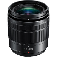 Panasonic Lumix G Vario 12-60mm f/3.5-5.6 ASPH. POWER O.I.S.