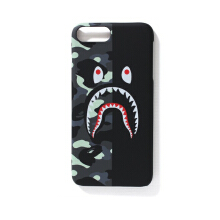 A BATHING APE City Camo Shark Iphone 7/8 Case - Black [OS] 0ZX EC M182065 8 BKX F