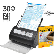 PLUSTEK Scanner SmartOffice PS3060U + Software Periksa Nilai