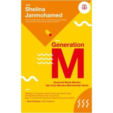 Generation M - Shelina Zahra Janmohamed 9786022913665