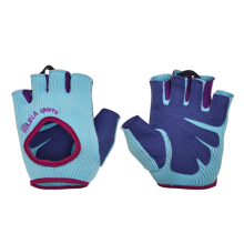 Zuna Sport Ladies Sweet Plum Fitness Gloves Half Finger