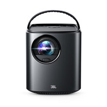 Nebula Mars Portable Projector Cinema, Home Theater, 150in HD Picture, 3000 (500 ANSI) Lumens Black