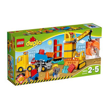 LEGO Duplo Town Big Construction Site 10813