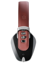 PRYMA Premium Luxury Carbon Marsala Headphone HDP0104FIN