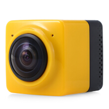 Cube 360 360 Degree Full Visual Angle Action Sports Camera Recorder WiFi Function