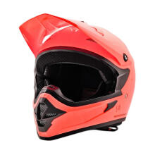 Cargloss MXC Motorcross Oackley Helm Full Face - FZ Orange
