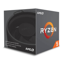 AMD Ryzen 5 1400 3.2 GHz with Wraith Stealth 65w Cooler AM4 Processor